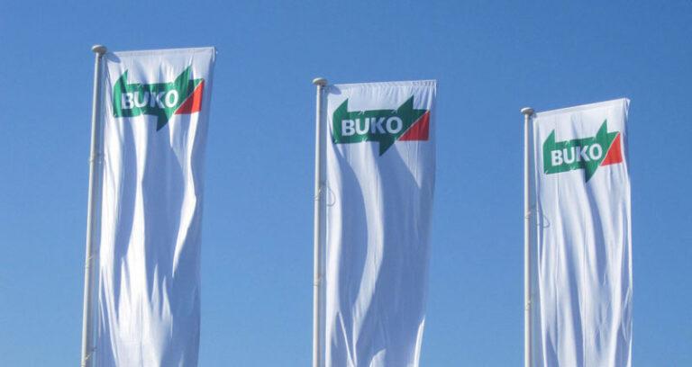 Vlaggen printen Buko